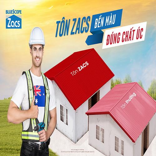 TÔN ZACS BỀN
